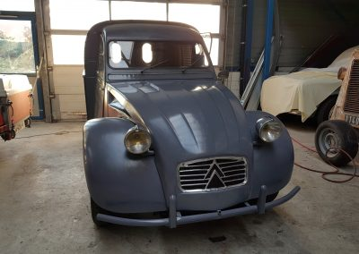 Citroën AZU 1961 (Besteleend)